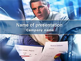 Preparation of financial statements Keynote Template