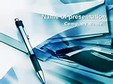 Preparation of business strategy PowerPoint templates