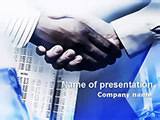 Business agreement PowerPoint templates